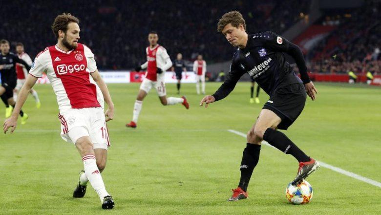 Soi kèo BK8 | Ajax Amsterdam vs Heerenveen – 19h30 ngày 18/10/2020