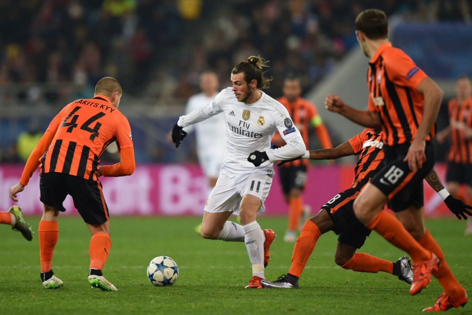 Soi kèo BK8 | Real Madrid vs Shakhtar Donetsk